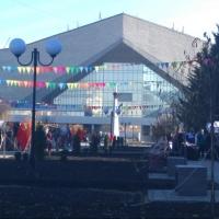 Омичи устроили митинг против строительства городка для китайских рабочих