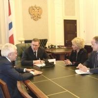 Состоялась «жаркая дискуссия» Буркова и представителей «Газпром нефти» о налогах