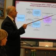Разработки омских инженеров в области энергетики заинтересовали зарубежных коллег