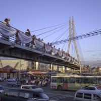 На Левом берегу появится пешеходный мост
