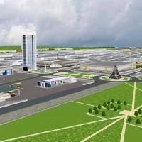 Первый индустриальный парк строят на Южном обходе Омска