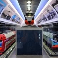 В Омске начал работать поезд-музей