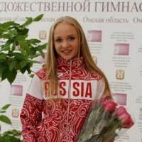 Омская гимнастка трижды взяла «золото» в финале Кубка мира в Казани