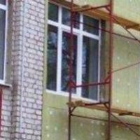 В чем заключаются ремонтные работы с фасадом