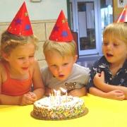 Омский Дом Дружбы отмечает день рождения