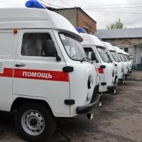 По распоряжению Дмитрия Медведева в Омск прибыло 19 новых машин скорой помощи