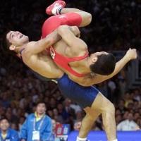Омич Александр Заикин завоевал бронзовую медаль на всероссийском турнире по греко-римской борьбе