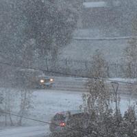 На смену дождю в Омск придет похолодание и снег