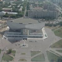 Территория у СКК имени Блинова достанется общепиту