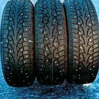 Купить зимние шины: шипованные против нешипованых