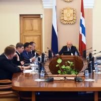 Чеченко: Омская область научилась адекватно бороться с бюджетными трудностями