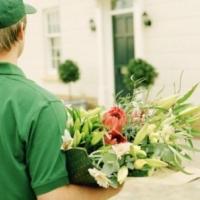 Доставка цветов - приятный сюрприз
