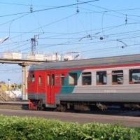 До конца апреля омские электрички будут ходить по измененному расписанию