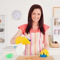 Что надо для поддержания чистоты в доме?