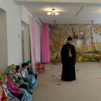 Омская епархия внедряется в детские сады
