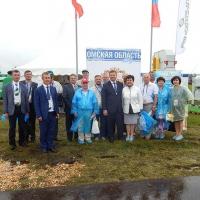 Омская сеялка стала лучшей на Дне поля в Татарстане