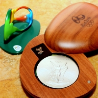 Сборная России занимает четвертое место в медальном зачете на 9-й день Олимпиады