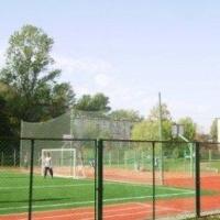 25 современных спортивных площадок добавит Омску компания «Газпром»