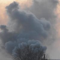 В Омске две семьи остались без дома после пожара