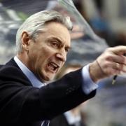 Сборная России по хоккею осталась без главного тренера