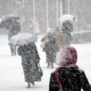 На Омск идут дожди и штормовой ветер