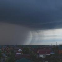 В пятницу в Омскую область придет непогода