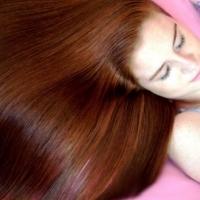 Травяная краска для волос: что это?