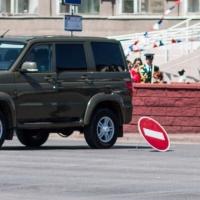 В центре Омска ограничат движение транспорта из-за Крестного хода