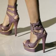 Новые стильные туфли, не выходя из дома