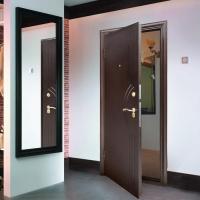 Выбираем «тихие» металлические двери в квартиру