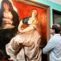 Омичи смогут посмотреть на подлинную картину Рубенса