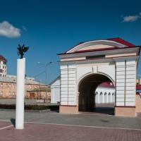 Омскую крепость приведут в порядок к 300-летию города