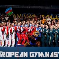 Омичи в составе сборной завоевали медали Чемпионата Европы по спортивной аэробике