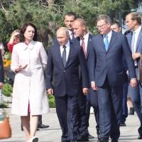 Президент посоветовал строить дальше аэропорт Омск-Федоровка
