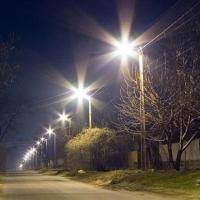 В Омске стало светлее на улице Барабинской