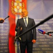 Губернатор Назаров уехал в Северный Казахстан