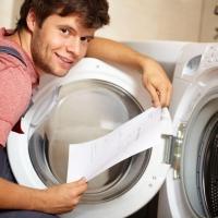 ТОП 5 поломок стиральных машин