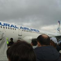 Из-за тумана в Омске самолеты приземлились в других городах