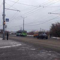 В Омске более 130 остановок и пешеходных переходов стали чище