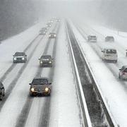 Зимние морозы сократили количество машин на дорогах Нижнего Новгорода