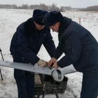 На трассе «Челябинск - Новосибирск» в Омской области нарушителей будет ловить беспилотник