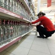 Омская водка стала наиболее продаваемой в России