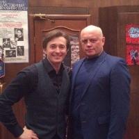 Омский губернатор поделился дружбой с Безруковым в Instagram