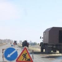 Ремонт дороги на Казахстан в Омской области отдали компании Вагнера