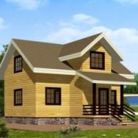 Чем хорош дом из бруса?