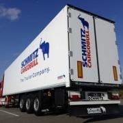 """Полуприцепы компании """"Schmitz Cargobull"""""""