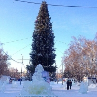 Новогодние мероприятия для омичей начнутся с середины декабря