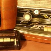 Радиоприборы 30-х стали экспонатами