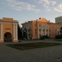 Москва претендует на омскую землю напротив Успенского собора