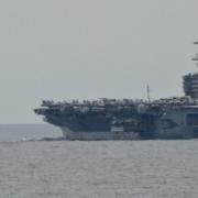 Военный корабль США вошёл в Чёрное море